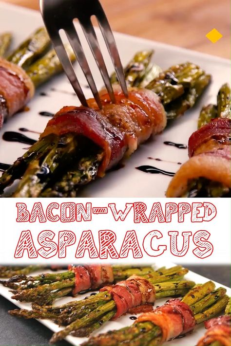Bacon-Wrapped Asparagus-Recipe