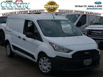 Ebay Advertisement 2019 Ford Transit Connect Xl Lwb W Rear Symmetrical Doors 2019 Ford Transit Connect Frozen White With 0 Avail Ford Transit 2019 Ford Ford