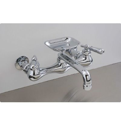 P0886 Wall Mount Kitchen Faucet Kitchen Faucet Faucet