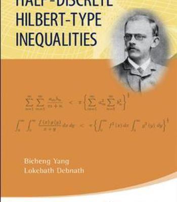 Half Discrete Hilbert Type Inequalities Pdf Mathematics Data