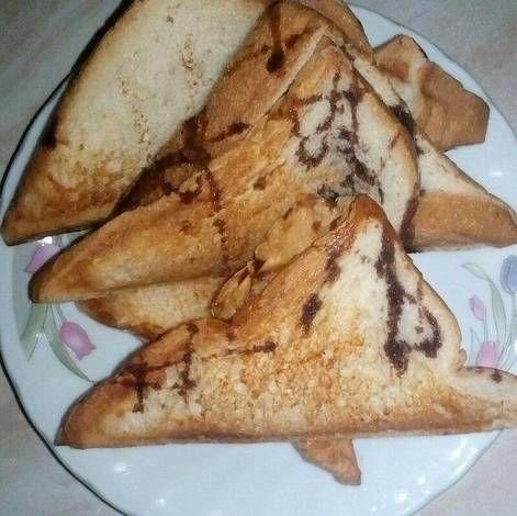 Roti Bakar Resep Makanan