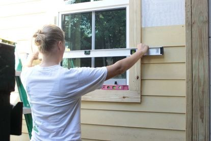 How To Install Hardie Board Siding Diymyspring House Renovation