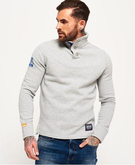 Challenger Henley Jumper in 2019 | Men sweater, Sweaters, Men