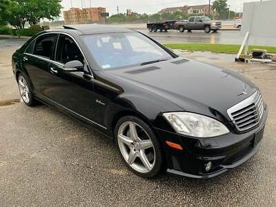 Ebay Advertisement 2008 Mercedes Benz S Class S 63 Amg 4dr Sedan