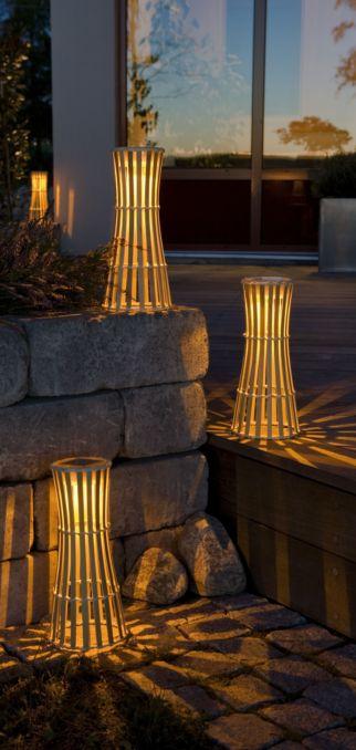 Mit Solarleuchten Einfach Mehr Aus Deinem Garten Machen Der Blog Von Lampenwelt De Solarleuchten Garten Solarlampen Garten Solarleuchten