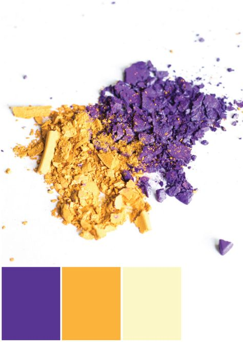 Inspirierende Lila Farbkombinationen und Lila Farbpaletten