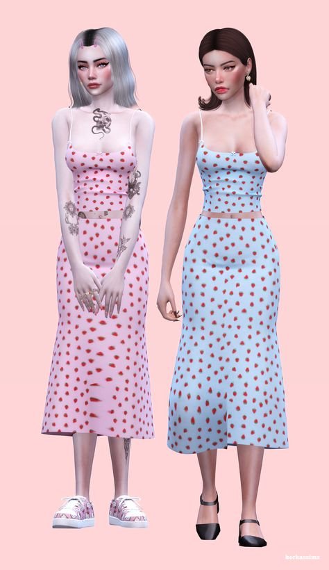 Sims Four, Sims 4 Mm, My Sims, Sims 4 Mods Clothes, Sims 4 Clothing, Maxis, 60s Mod Fashion, Club Fashion, Sims 4 Dresses