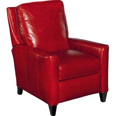 Bradington Young Yorba Armchair Leather Recliner Upholstery Chair