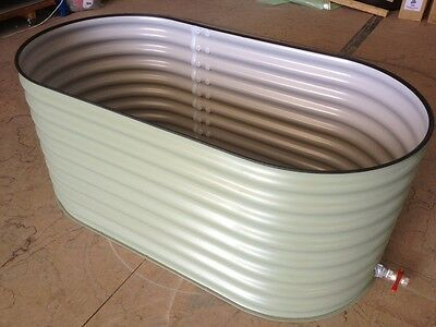 Fish Turtle Ponds Made From Colorbond New Delivered Pots