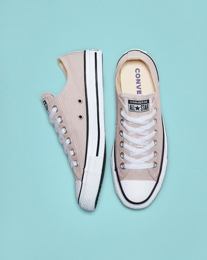 Converse Chuck Taylor All Star Low Top Violet Ash