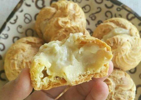 Resep Kue Sus Vla Durian Oleh Xander S Kitchen Resep Resep Makanan Resep Kue Resep Masakan
