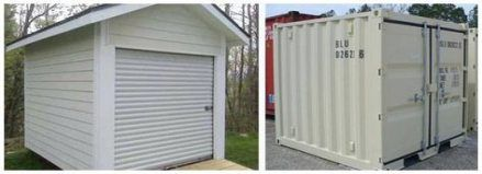 42 Ideas Modern Storage Shed Shipping Containers Shipping Container Sheds Backyard Shed Shipping Container