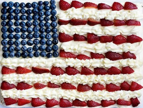 Top 4 Fourth of July Cakes!