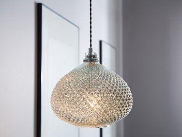 Lampe Suspension Argente Madon Lampe Suspension Lamp Lampe