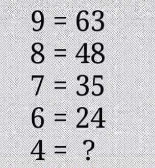 فوازير صعبة جدا للأذكياء فقط وحلها وألغاز متنوعة ومضحكة موقع مصري Math Math Equations