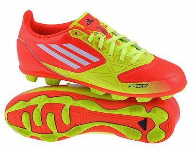 Sponsored Ebay Adidas F50 Trx Hg Red Moulded Stud Boys Kids Football Boots Trainers Uk10 5 Kids Football Boots Adidas Kids Shoes Football Boots