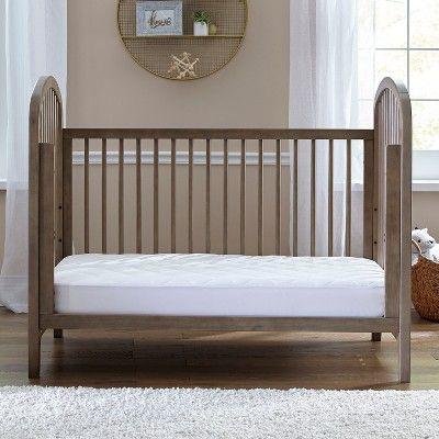 Sealy Cool Comfort Waterproof Crib Toddler Mattress Pad Crib