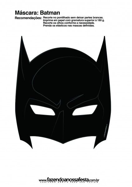 Batman Free Printable Mask Jpg 424 600 Mascara De Batman Fiesta De Batman Regalos De Batman