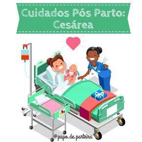 a cesarea por ser um cirurgia tem mais cuidados no pos parto em relacao ao parto normal olha so os pontos devem ser pos parto parto normal hora do parto
