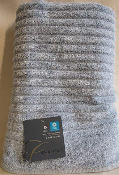 Charisma New For 2017 Textured Ribbed Towels Bay Blue Bath Towel Review With Images Blue Bath Towels Bath Towels Blue Bath