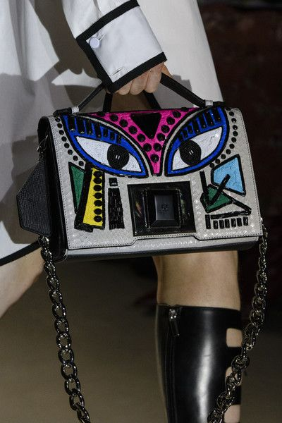 Andrew Gn at Paris Fashion Week Spring 2018 - Can We Please Have These Paris Runway Purses? - Photos