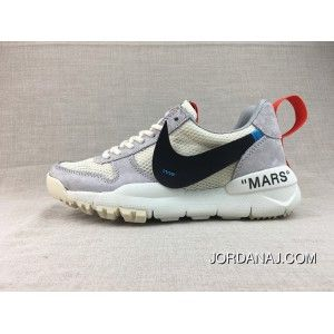 9b7f91861d9d Astronauts To Be An Astronaut XGD Right Off-white To Be Nike Craft Mars  Yard 2.0 X G-DRAGON AA2261-100 Women And Men Discount