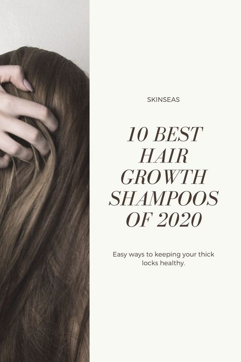 Best Hair Growth Shampoos of 2020