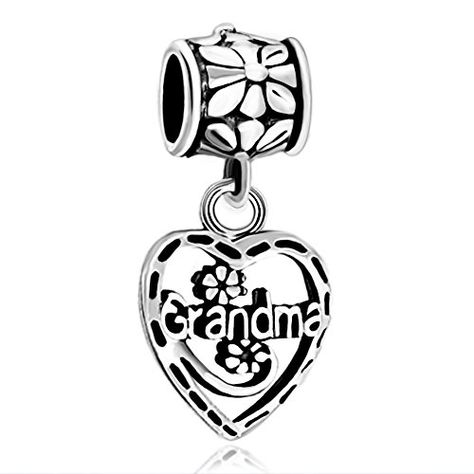 22 Mother And Grandmother Charms Ideas Bead Charms Pandora Bracelet Charms Pandora Charm Bracelet