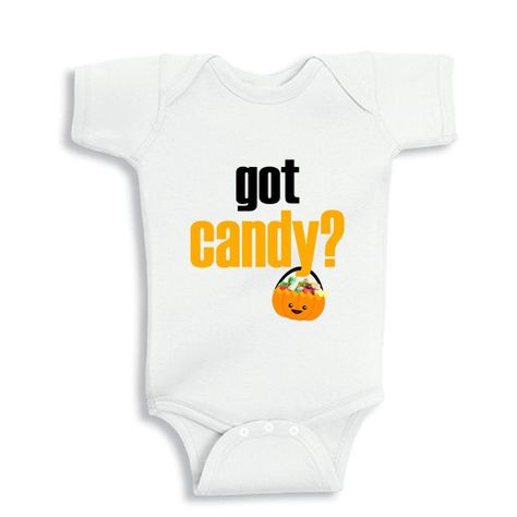 Got Candy baby bodysuit or Infant TShirt by babyonesiesbynany, $10.75