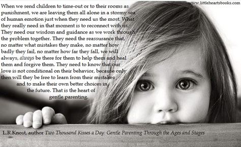 The Problem with Punishment | L.R.Knost-Little Hearts/Gentle Parenting Resources