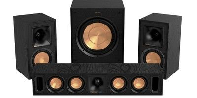 Klipsch Dresses Up New Technology In A Classical Outfit Klipsch Wireless Speakers Klipsch Speakers
