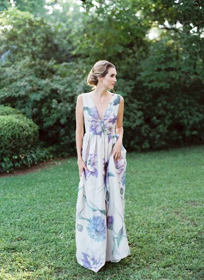 Bridesmaid Luncheon Inspiration at the Wisteria House