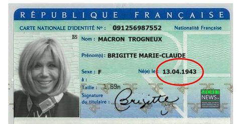 Brigitte Macron A T Elle Menti Sur Son Age Wikileaks Devoile Des
