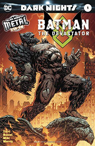 Batman Metal Paperback SC DC Comic