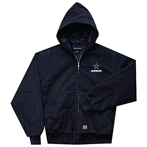 1e390a07aa3 Dunbrooke NFL Craftsman Full Zip Thermal Hoodie Denver Broncos 3X     Details can be found by clicking on the image.