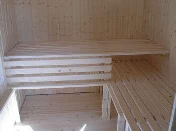 Saunabanke Bauen Sauna Selbst Bauen Sauna Im Garten Gartensauna
