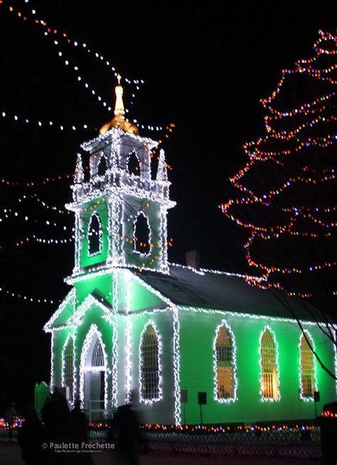 Christmas in Upper Canada Village, Morrisburg, Ontario
