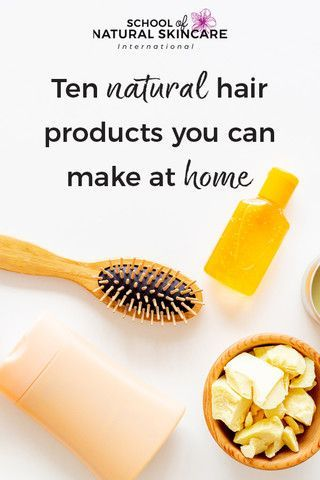 10 Natural Products You Can Make At Home Organic Hair Care Diy Hair Care Green Hair Care
