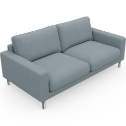 2 Sitzer Tomsitzfeldt Com Kleine Couch Sofa Mit Schlaffunktion Und Zweisitzer Sofa