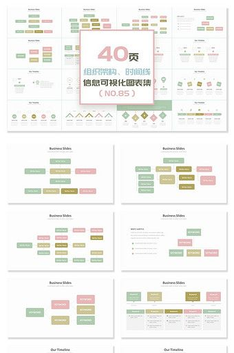 40 Pages Organization Timeline Information Visualization Ppt Chart Pikbest Powerpoint Information Visualization Powerpoint Powerpoint Design
