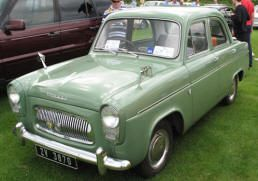 1954 1959 Ford Prefect Classic British Ford Cars For Sale In