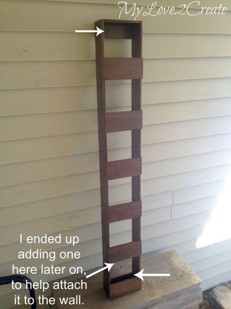 MyLove2Create Cubby Storage Rack