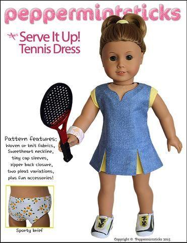 77709e16de6e4 Serve It Up! Tennis Dress 18