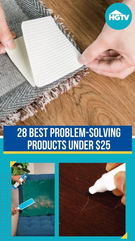 Life's hard enough without the small annoyances that make your daily routine that much more frustrating. Luckily, these problem-solving products are here to save the day. 🎉