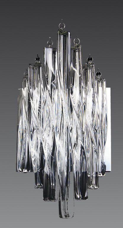 Bilbao Maxlight 3817 5w Kinkiet Krysztalowy Ceiling Lights Chandelier Light
