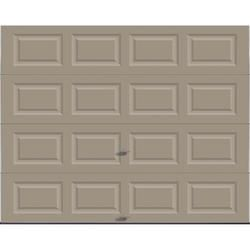 Traditional Steel Panel Garage Doors Feature A Design That Works With Every Home Without Sacrificing Sty Garage Doors Garage Door Insulation Garage Door Panels