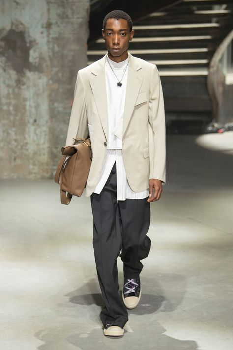 Lanvin | Menswear - Spring 2019 | Look 29