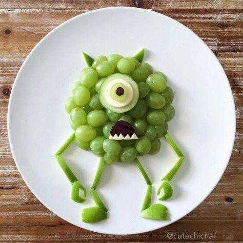 Photo of Richtest du so Obst für Kinder an, wird der Teller leer gegessen.
