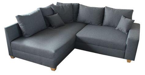 Moderne eckcouch mit schlaffunktion  Kleine moderne Eckcouch mit Schlaffunktion. | Sofas für kleine ...