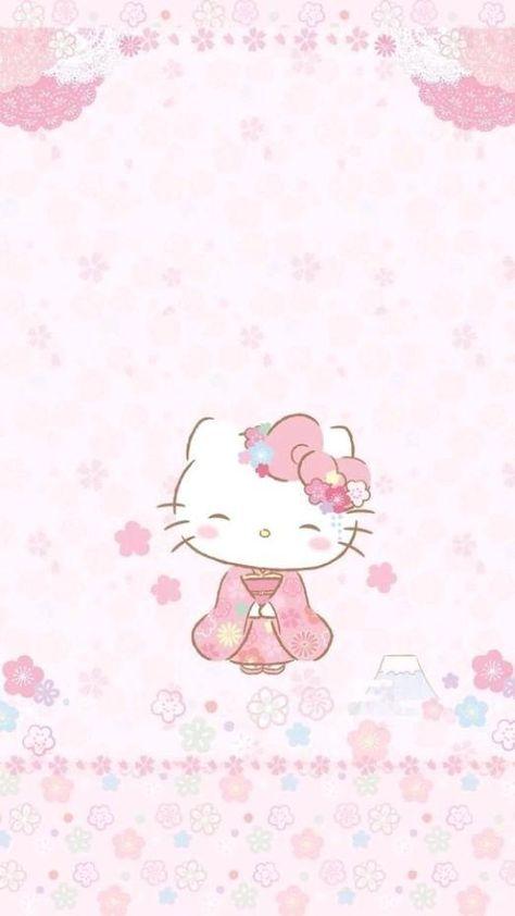 Kawai Notes of Helllo Kitty u3u